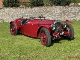 1930 Riley 9 Brooklands Evocation built by Allen Clear Classic Cars for sale