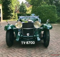 1933 Alvis Alvis Speed 20 SA Tourer Classic Cars for sale