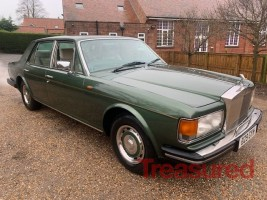 1987 Rolls-Royce Silver Spirit Classic Cars for sale