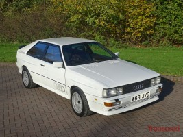 1983 Audi quattro Classic Cars for sale