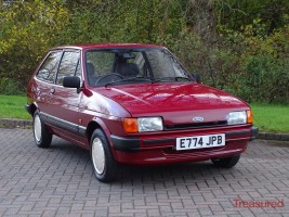1988 Ford 1.1L Classic Cars for sale