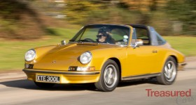 1973 Porsche 911 2.4 Targa Classic Cars for sale