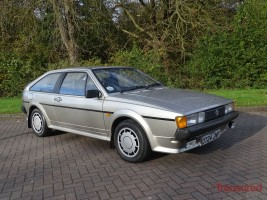 1986 Volkswagen Scirocco GTS Classic Cars for sale