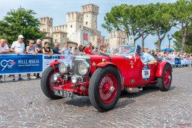 1933 Aston Martin Le Mans Short Chassis Classic Cars for sale