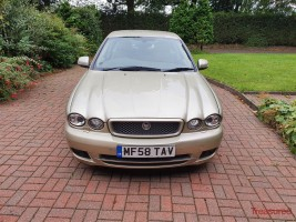 2008 Jaguar X Type SE Classic Cars for sale