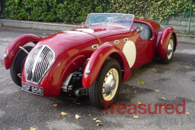 1950 Healey Silverstone Classic Cars for sale