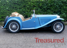 1949 MG TC Sports Classic Cars for sale