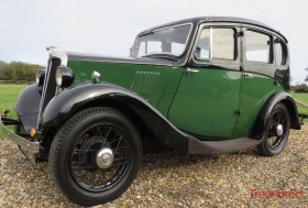 1936 Morris 8/40 Classic Cars for sale