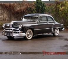 1949 Pontiac Chieftain Silver Streak 8 Classic Cars for sale