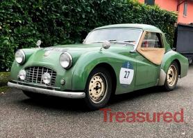 1957 Triumph TR3 Classic Cars for sale
