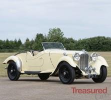 1937 Lagonda LG45 Rapide Classic Cars for sale