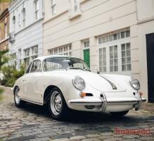 1963 Porsche 356 B Carrera 2 Coupé by Reutter Classic Cars for sale