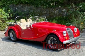 1986 Morgan Plus 4 Classic Cars for sale