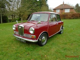 1968 Wolseley Hornet Classic Cars for sale