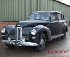 1949 Humber Pullman Mk11 Limousine Classic Cars for sale