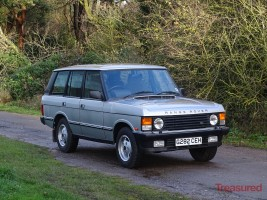 1990 Land Rover Range Rover Vogue Classic Cars for sale
