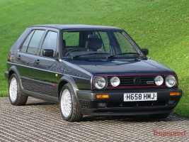 1991 Volkswagen Golf GTI Mk2 Classic Cars for sale