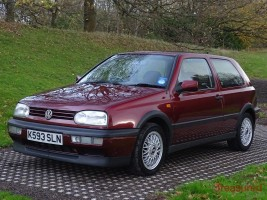 1993 Volkswagen Golf VR6 Classic Cars for sale