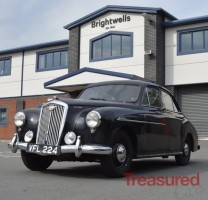 1953 Wolseley 4/44 Classic Cars for sale