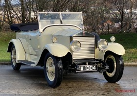 1928 Rolls-Royce 20hp Horsfield Barrel Sided Open Tourer. Classic Cars for sale