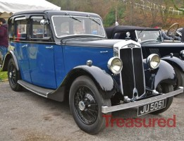 1933 Lanchester LA10 Classic Cars for sale