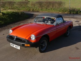 1978 MG B Roadster Classic Cars for sale
