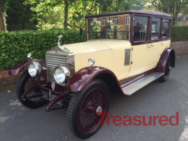1923 Rolls-Royce 20hp by Arthur Mulliner Classic Cars for sale