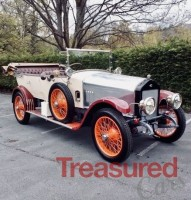 1921 Wolseley 20 C8 Colonial Tourer Classic Cars for sale