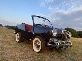 1965 Wolseley Hornet Shorty Classic Cars for sale