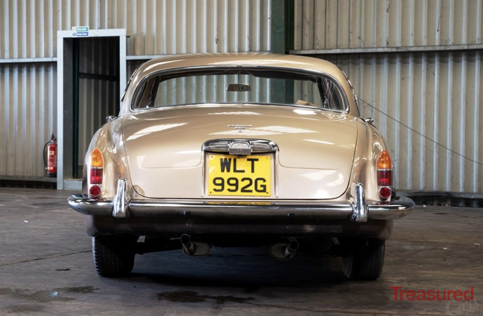 1968 Jaguar 420 G Classic Cars for sale - Treasured Cars