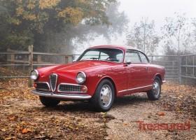 1960 Alfa Romeo Giulietta Sprint Classic Cars for sale