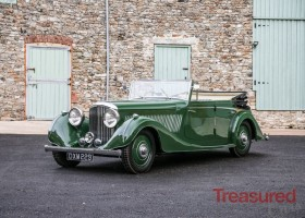 1937 Bentley 4 1/4 Litre VDP Style Tourer Classic Cars for sale