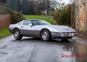 1988 Chevrolet Corvette Classic Cars for sale