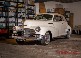 1948 Chevrolet Fleetmaster Classic Cars for sale