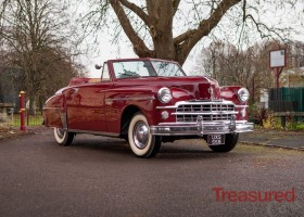 1949 Dodge Wayfarer Classic Cars for sale