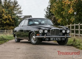 1969 Jaguar 420 G Classic Cars for sale
