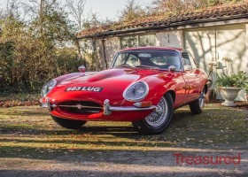 1962 Jaguar E Type Series 1 FHC Classic Cars for sale