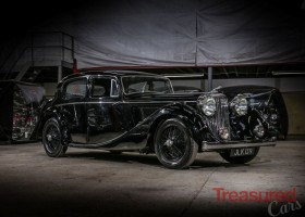 1947 Jaguar Mk IV 3.5 Litre Classic Cars for sale