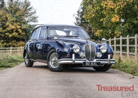 1961 Jaguar Mk II 3.8 Litre Classic Cars for sale