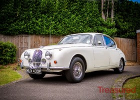 1968 Jaguar Mk II 3.4 litre Classic Cars for sale