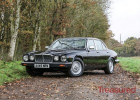 1984 Jaguar XJ Sovereign V12 5.3 Series III Classic Cars for sale