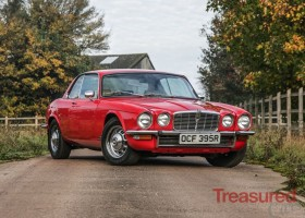 1976 Jaguar XJ V12 5.3 Coupe Classic Cars for sale