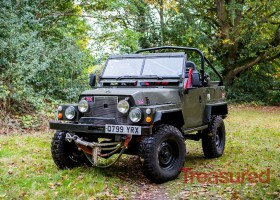 1989 Land Rover Special Classic Cars for sale