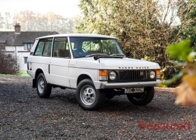 1973 Land Rover Range Rover Classic Classic Cars for sale