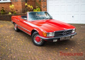 1971 Mercedes-Benz 350 SL Classic Cars for sale
