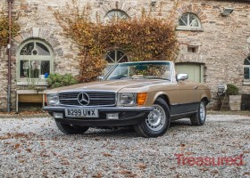1985 Mercedes-Benz 500SL Classic Cars for sale