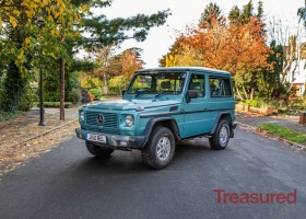 1991 Mercedes-Benz G Class Classic Cars for sale