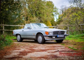 1987 Mercedes-Benz SL Classic Cars for sale