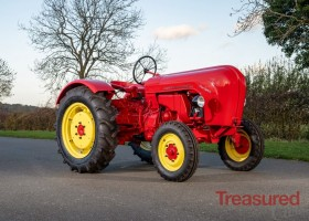 1959 Porsche Diesel Standard 218 Tractor Classic Cars for sale