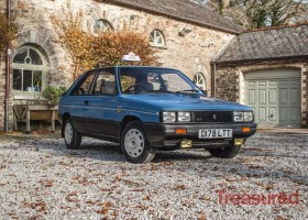 1986 Renault II Broadway Classic Cars for sale